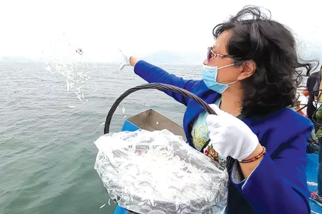 清明节来临 深圳举行海葬公益活动