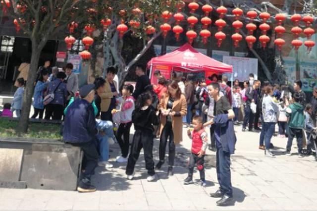 修文旅游备受青睐 清明小长假接待游客40余万人次