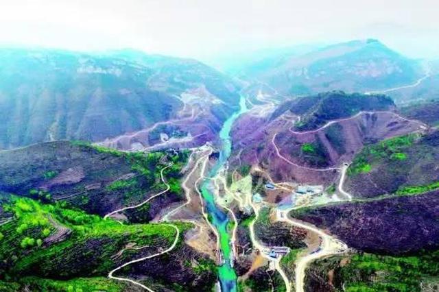 纳雍县 河长制成效初显