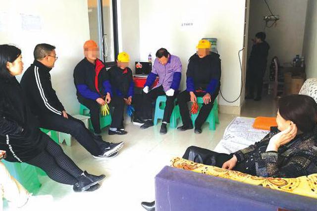 铝兴社区:涉毒家庭 每年解决一个困难