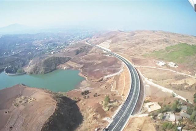 威宁中水至黑土河至石门高等级公路将实现全面通车