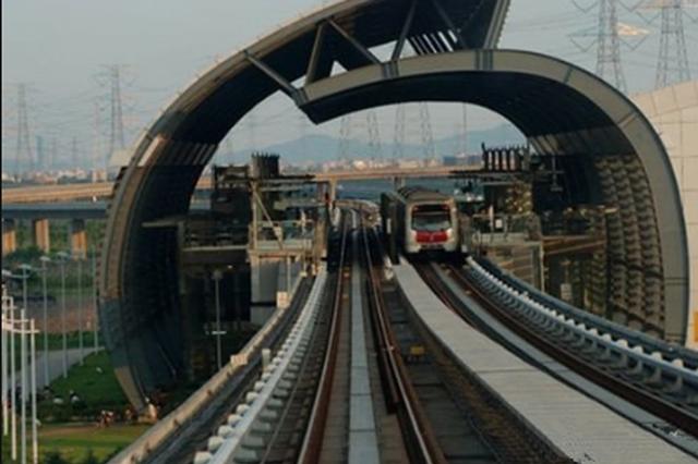 贵阳地铁3号线建设进展迅速 6月底前所有站点全部开工