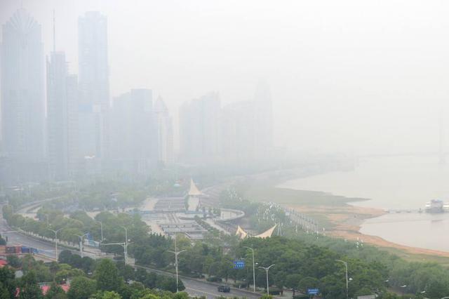 4月29-5月8日 贵州出现持续低温阴雨天气
