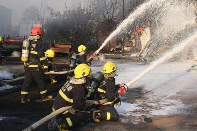 贵州省消防救援总队今年出警7420起 抢救1180人