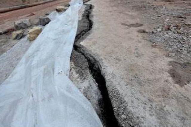 交通部门提醒 地质灾害风险高于往年