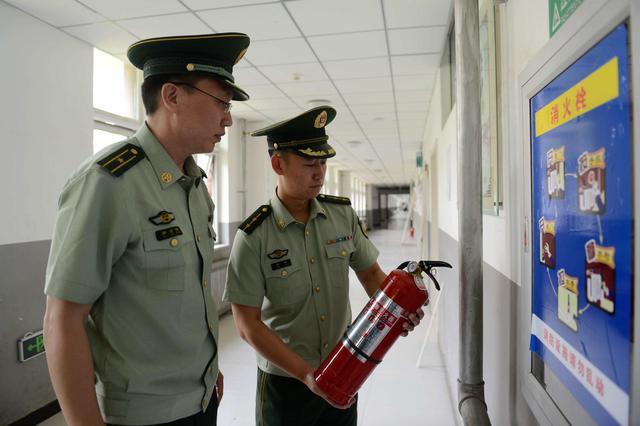 贵州开展消防安全检查 重点检查9类突出问题