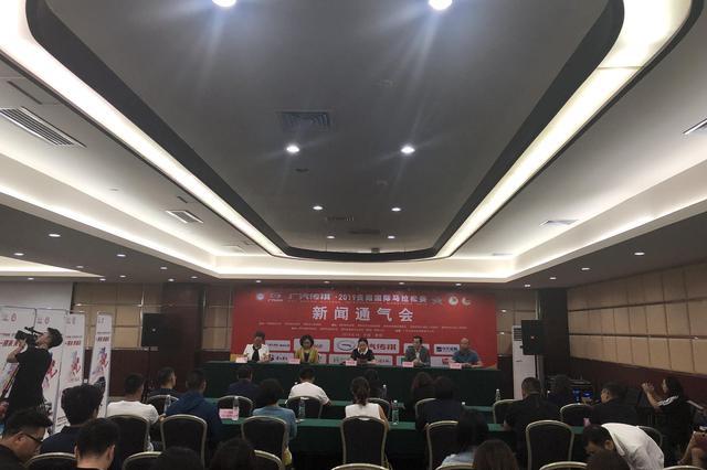 2019贵阳国际马拉松将于16日开跑 完赛奖牌设计公布