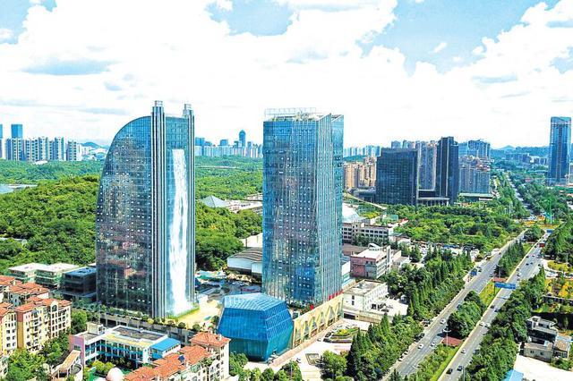 70年经济增长翻天覆地 贵州多项增速全国第一