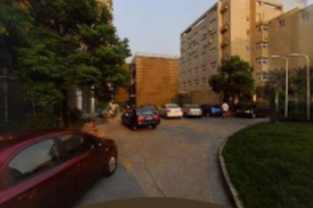 延中社區 暴雨夜應急排險