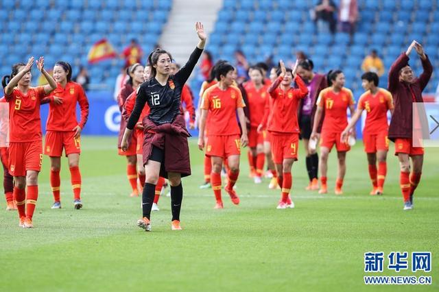 【女足世界杯】中国队小组出线