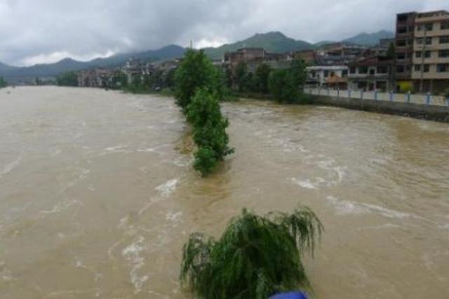 截至6月23日16时 强降雨致45万人受灾