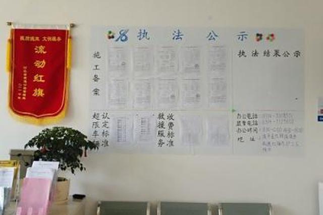 贵阳市推行行政执法公示制度