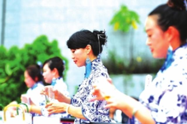 """南明""""黔茶飘香·品茗健康""""茶文化系列活动十二年回顾"""