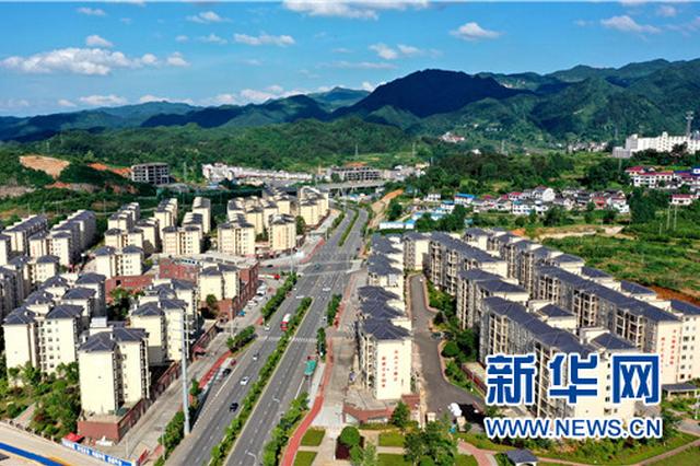 """搬出大山靠近幸福 贵州大龙""""新市民""""实现""""家门口""""就业"""