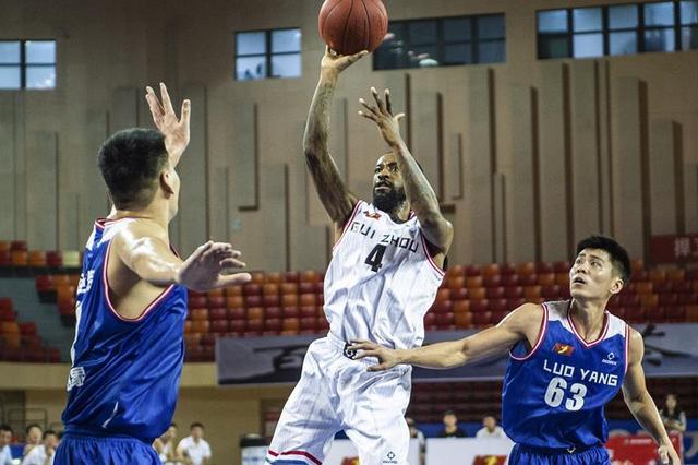 篮球——NBL:贵州古雾堂茶胜洛阳金星海象