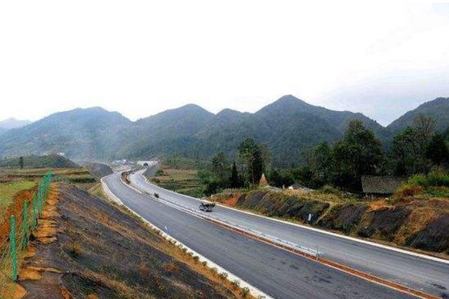 瓮安至开阳也要修高速 全长48.5公里,连接贵遵复线和瓮安县城
