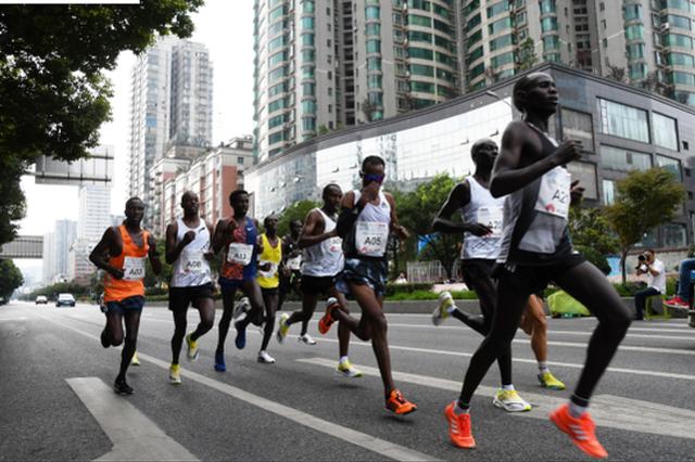 2019凉都·六盘水夏季国际马拉松赛落幕 3万选手畅跑清凉一夏