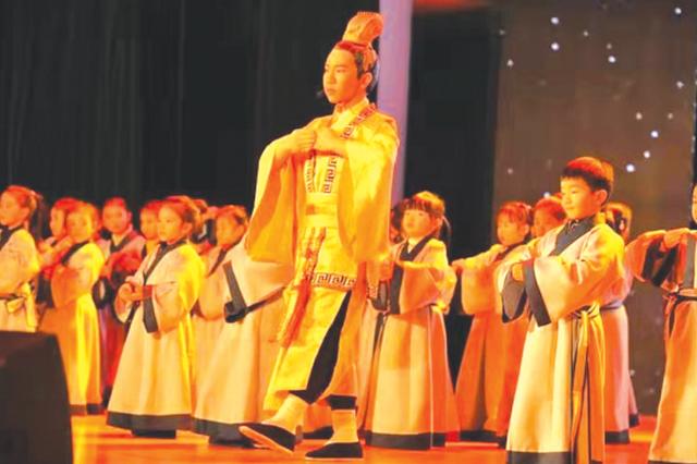 儿童剧《演绎贵州之jimmy回国》今日在贵阳上演