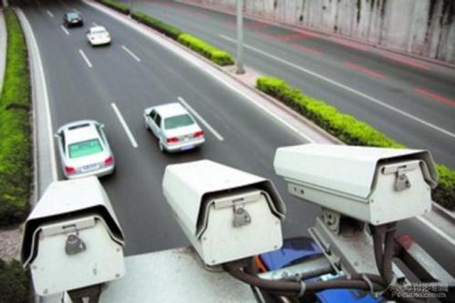 花溪青岩景区等区域新增14处电子警察