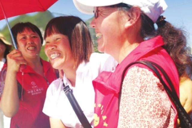 水城少女22年前被拐到山东 在志愿者的帮助下找到亲人