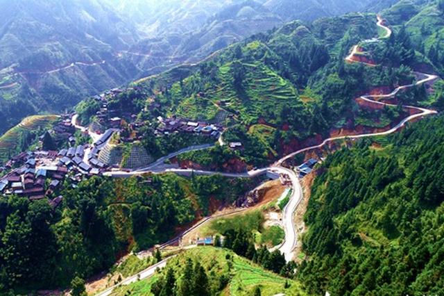 贵州:组组通硬化路架起乡村振兴的桥梁
