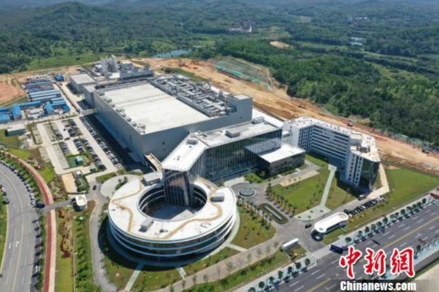 广州首条12英寸芯片生产线投产 总投资288亿元