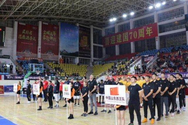 山东队2019国际篮球争霸赛收获两连胜