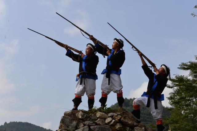 向新中国成立70周年献礼 荔波瑶山古寨免门票对外开放