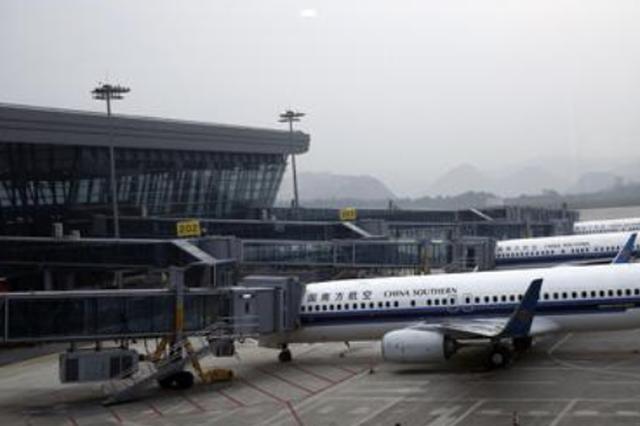 16日零时起 龙洞堡国际机场交通路线调整