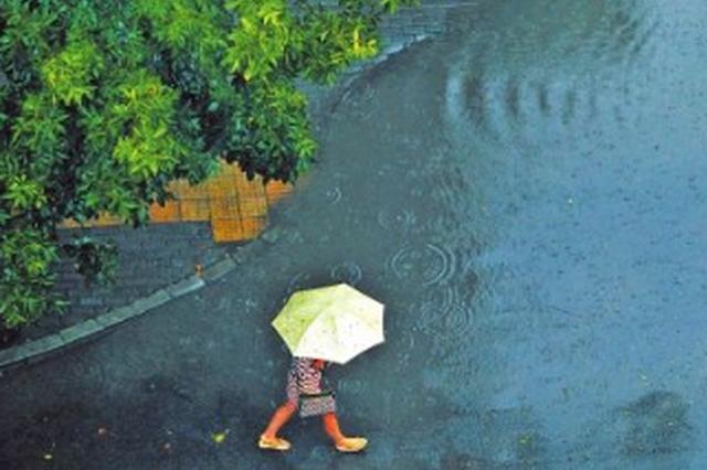 本周阴雨 各地气温逐步下降