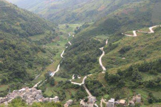 5年时间,贵州村村通上小康路