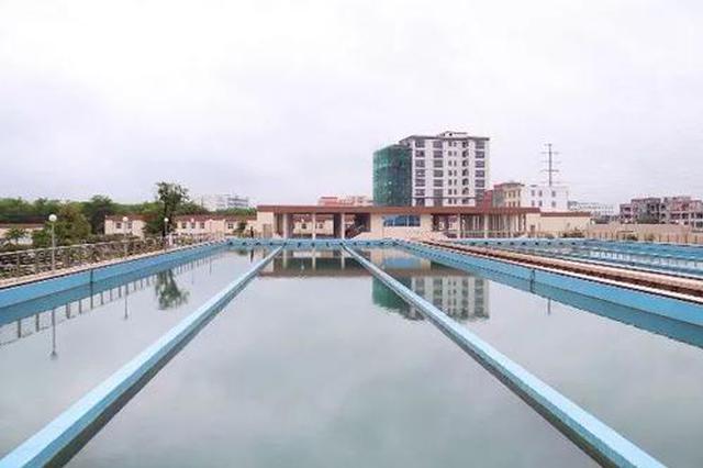 投资2亿多元的水厂主体工程完工 清镇即将告别饮水难