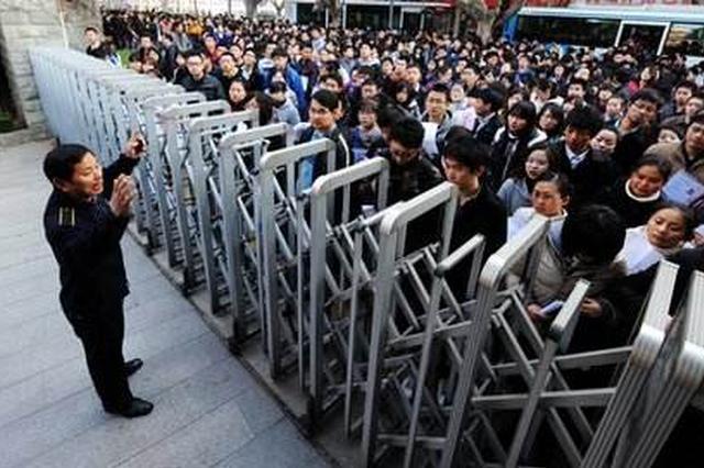 2020年国考贵州地区职位报名人数已达28478人