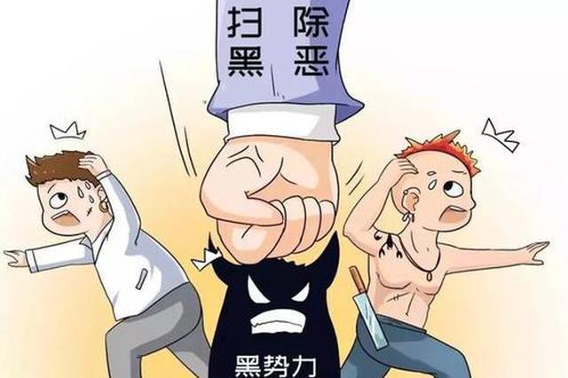 贵州省法院扫黑除恶专项斗争取得重大阶段性成果