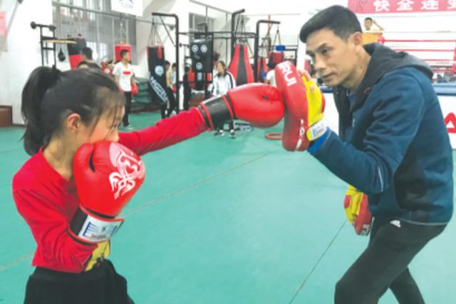 安顺拳击教练育才30年——他带的学生,打出220个冠军