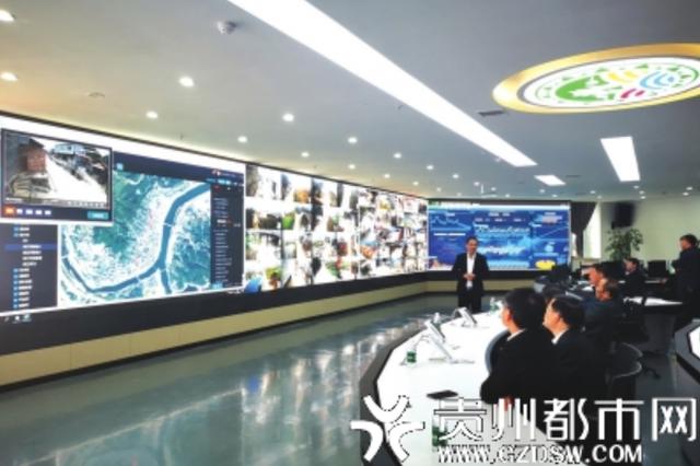 """贵州省信息中心大数据应用推广示范中心在锦屏县挂牌 """"数字锦"""