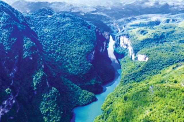 贵阳近郊有个绝版山水 三大峡谷吸引不少专家
