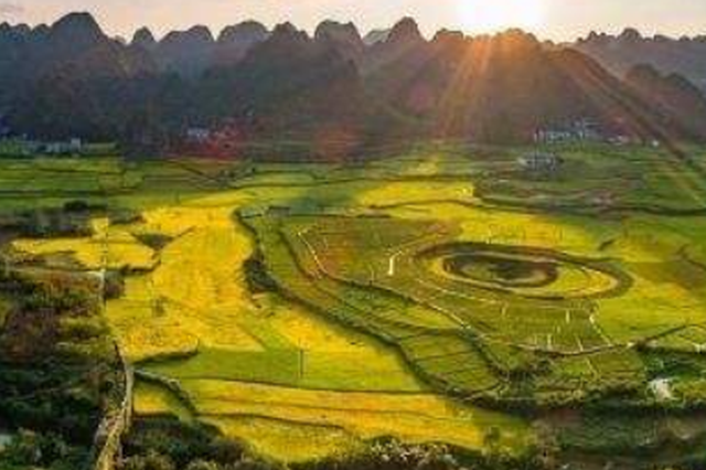 万峰林国际山地越野跑 10余个国家700余人参赛