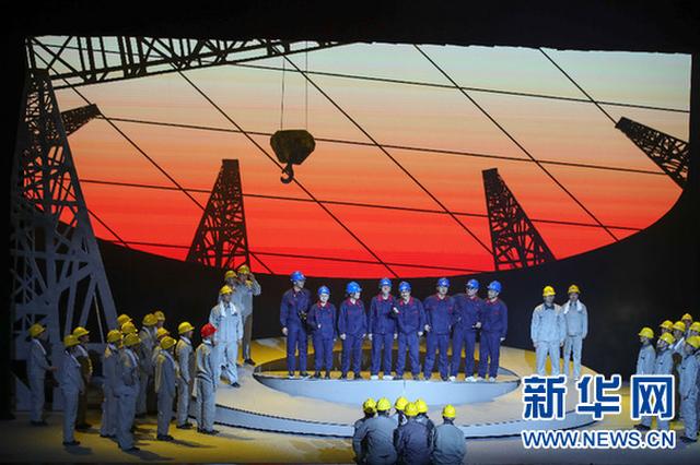 原创大型舞台剧《天眼之魂》正式公演