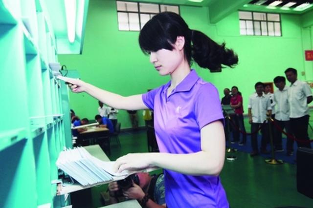 贵阳市职业院校技能大赛启动 6000师生将同台竞技