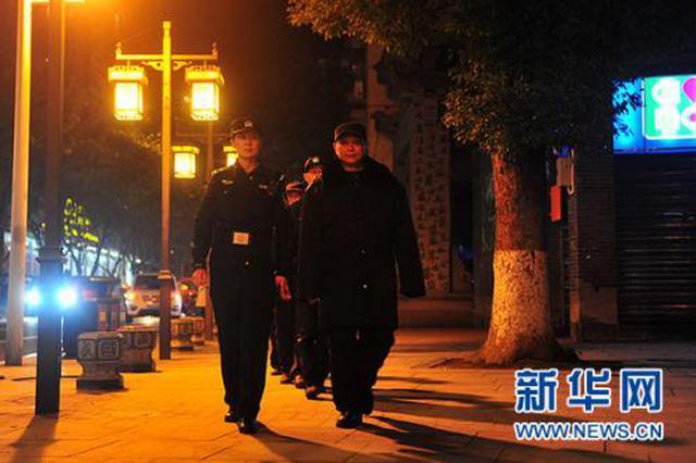 中华社区:夜间集中清理行动