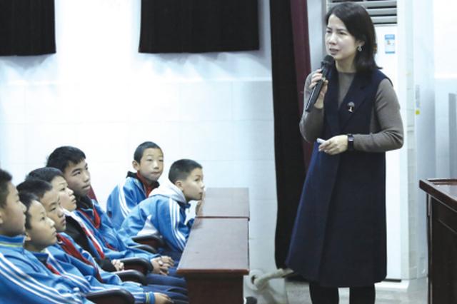 贵阳市第15中学开展禁毒教育宣讲