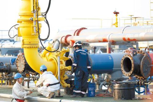 西南管道向贵州年供气突破10亿方