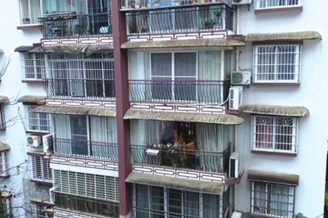 金狮小区居民想加装电梯