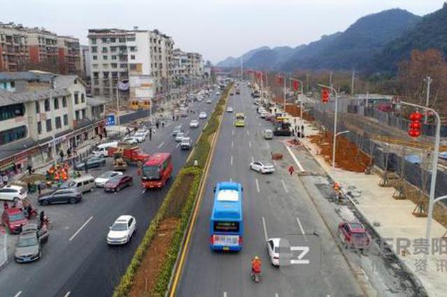 两条大道通车后公交线路、站点有调整 新建双向8个公交站点