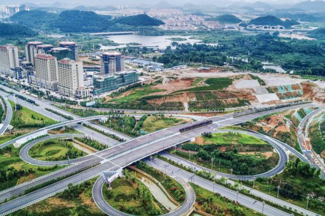 贵阳贵安区域协同融合发展 双城生活 同城体验