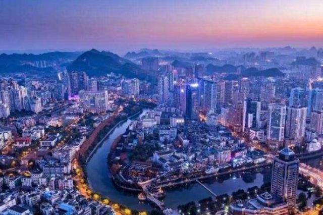 2019年贵州地区生产总值达1.6万亿元