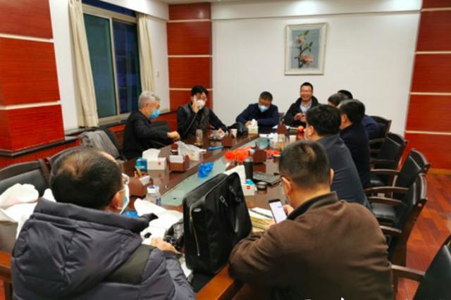 贵州省工信厅动员有关工业企业研究转产疫情防控急需物资