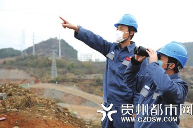 电力工人罗越涛:不给别人添麻烦