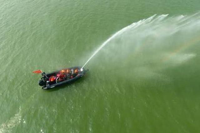 全省水路交通昨日开始逐步复航